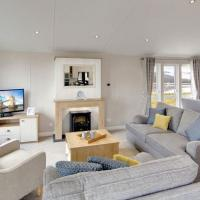 Home-from-home living area in 2018 Willerby Pinehurst lodge